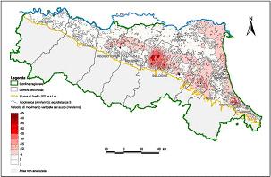 Cartografia subsidenza